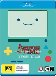 Adventure Time : Season 3