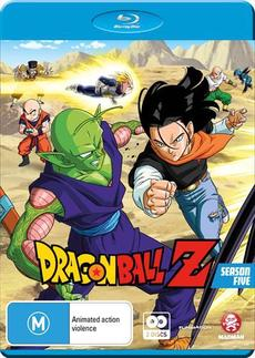 Dragon Ball Z : Season 5 : Remastered : Uncut