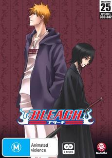 Bleach : Season 25 : Eps 330-342