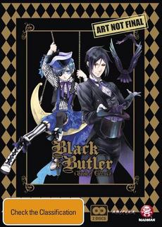 Black Butler - Book Of Circus : Season 3