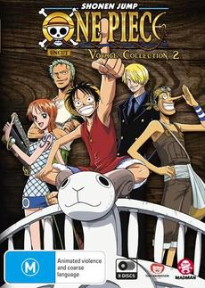 One Piece Voyage : Collection 2 : Eps 54-103