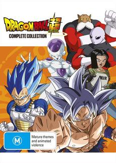 Dragon Ball Super | Complete Collection