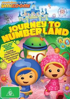 Team Umizoomi - Journey To Numberland