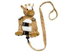 Playette 2-In-1 Harness Buddy (Giraffe)