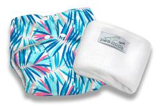 Pea Pods Reusable One Size Nappy (Palm Leaves)