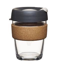 KeepCup Brew Cork  (Press) - 340mL