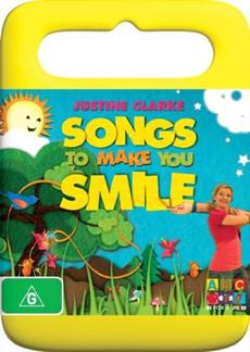 Justine Clarke: Songs to Make You Smile