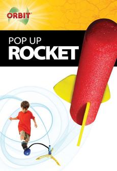 Orbit Pop Up Rocket