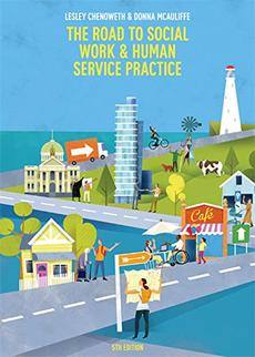 The Road to Social Work and Human Service Practice With Student Resource Access 12 Months, 5th Edition