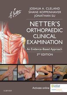 Netter's Orthopaedic Clinical Examination, 3rd Edition