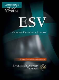 Clarion Reference Bible-ESV