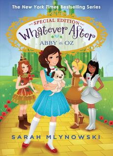 Abby in Oz (whatever After Special Edition #2)