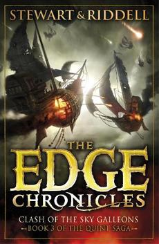 Edge Chronicles 3: Clash of the Sky Galleons
