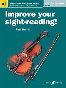 Improve Your Sight-Reading! Violin, Grade 6