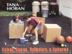 Math Trailblazers: Cubes, Cones, Cylinders, and Spheres Trade Book
