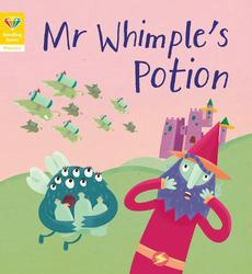 Reading Gems Phonics: Mr Whimple's Potion (Book 6)
