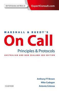 Marshall & Ruedy's on Call: Principles & Protocols, 3rd Edition