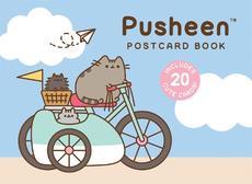Pusheen Postcard Book