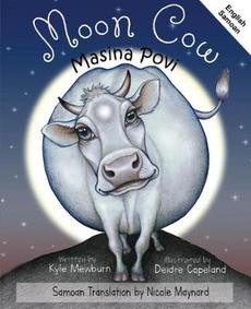 Moon Cow: English and Samoan