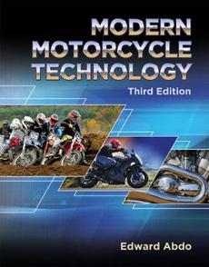 Modern Motorcycle Technology, 3rd Edition