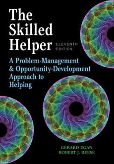 The Skilled Helper, 11th Edition
