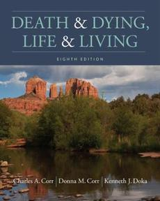 Death & Dying, Life & Living, 8th Edition