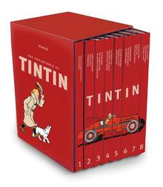 The Tintin Collection (Compact Editions)