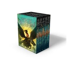 Percy Jackson & the Olympians Boxed Set