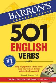 501 English Verbs [With CDROM]