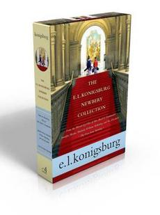 The E.L. Konigsburg Newbery Collection: From the Mixed-Up Files of Mrs. Basil E. Frankweiler; Jennifer, Hecate, Macbeth, William McKinley, and Me, Eli