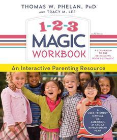 1-2-3 Magic Workbook