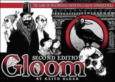 Atlas Games Gloom (2nd Edition) Card Game