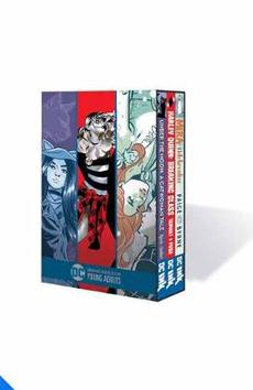 Dc Graphic Novels for Young Adults Box Set 1 Resist. Revolt. Rebel