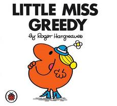 Little Miss Greedy V23: Mr Men and Little Miss