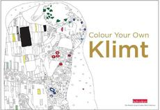 Colour Your Own Klimt