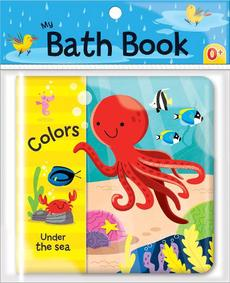 Colors: Under the Sea (my Bath Book)